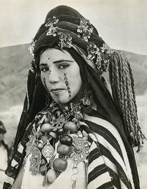 Muslim warrior queen morroco