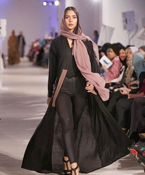 666b18a90058 London Modest Fashion Week, 2017 Showcases Popularity Of Modest Designs &  Apparel