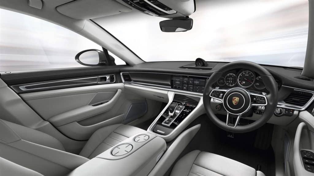 Porsche Panamera Interior 14