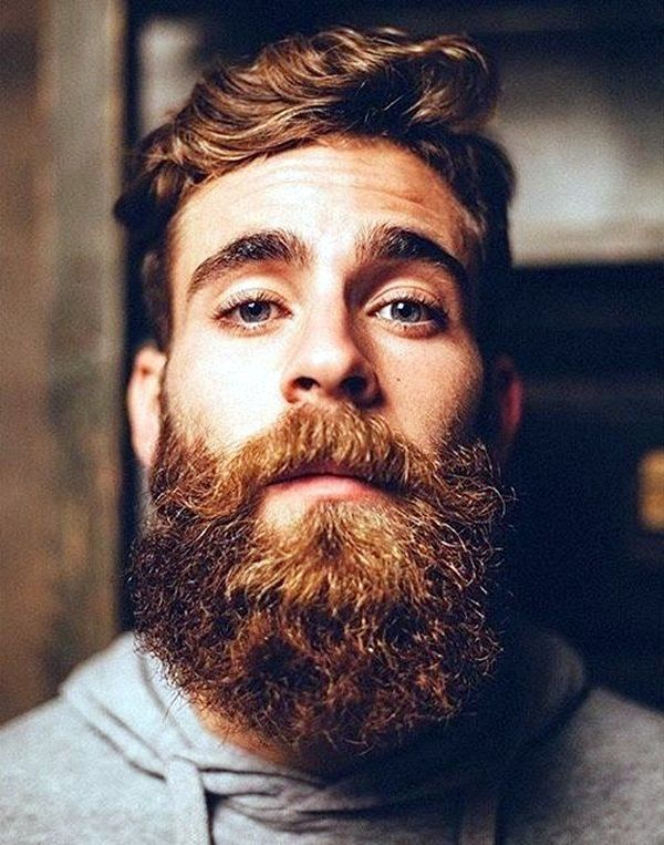 the benefits of having a beard - Beard Design Ideas