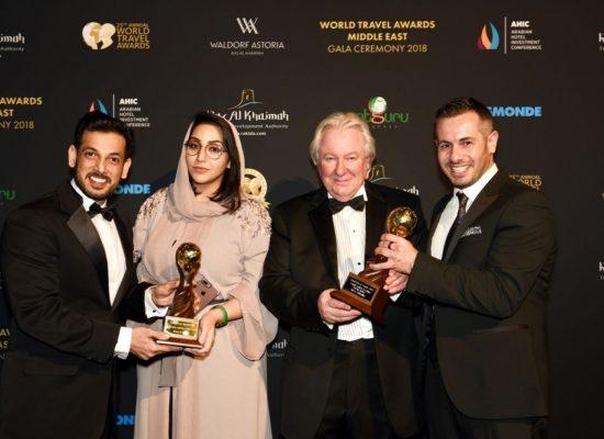 Shaza Al Madinah wins two top awards at ATM