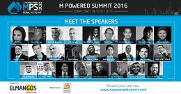 M Powered Summit 2016 Dubai