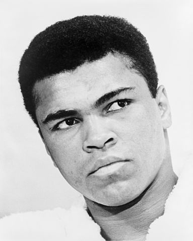 Mohammed Ali As A Youth