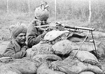 Muslim Soldiers