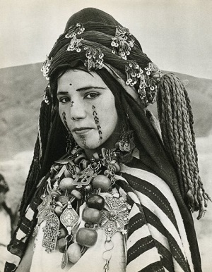 Muslim warrior queen morroco