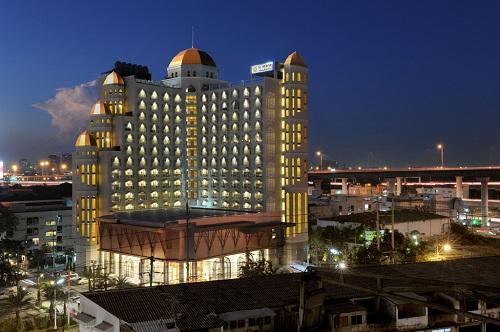 Muslim Traveller Al Meroz Hotel Thailand