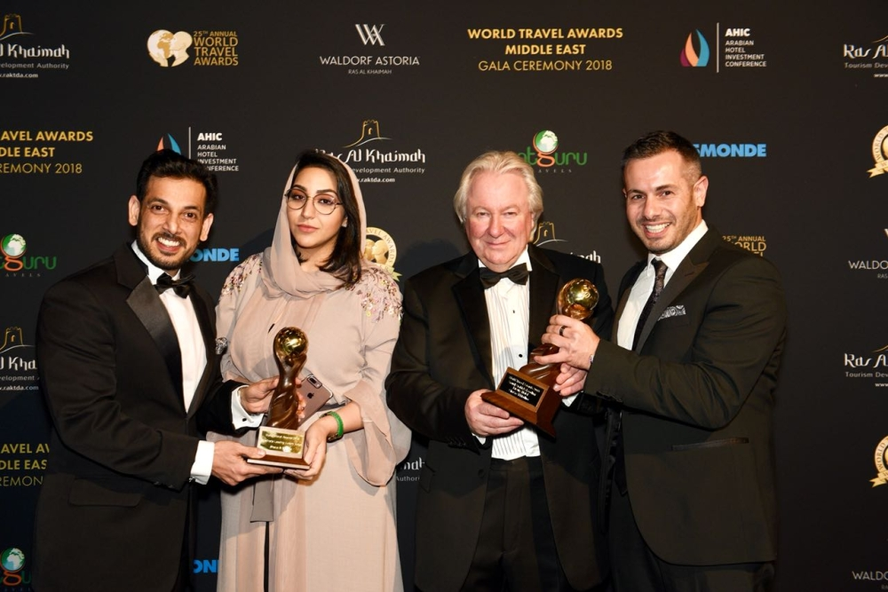 Shaza Al Madinah wins two top awards at ATM