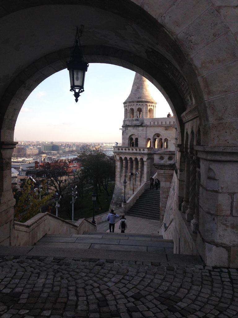 Buda Castle, Budapest, Hungary Muslim traveller
