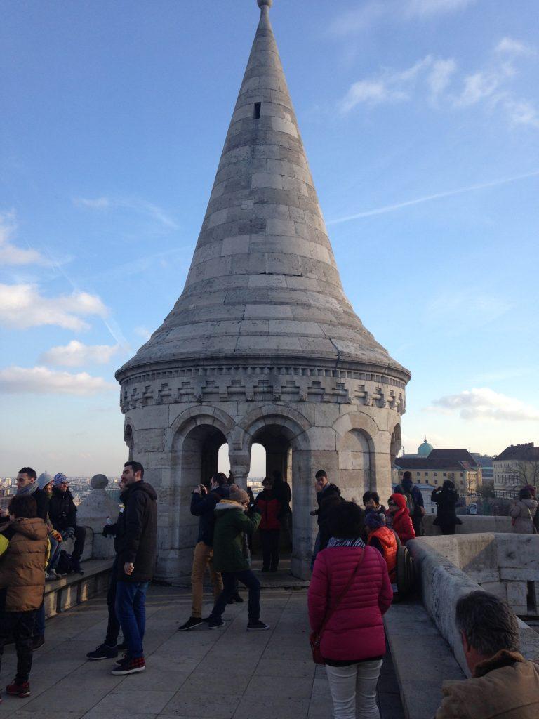 Buda castle muslim traveller