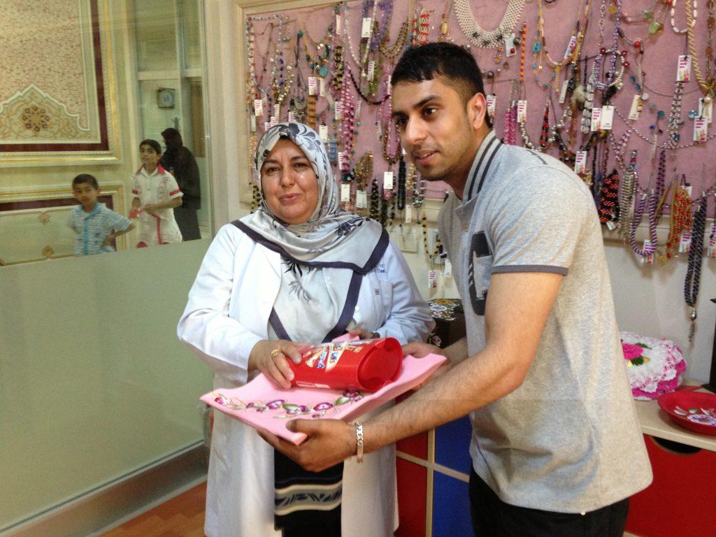 Istanbul, Turkey muslim traveller