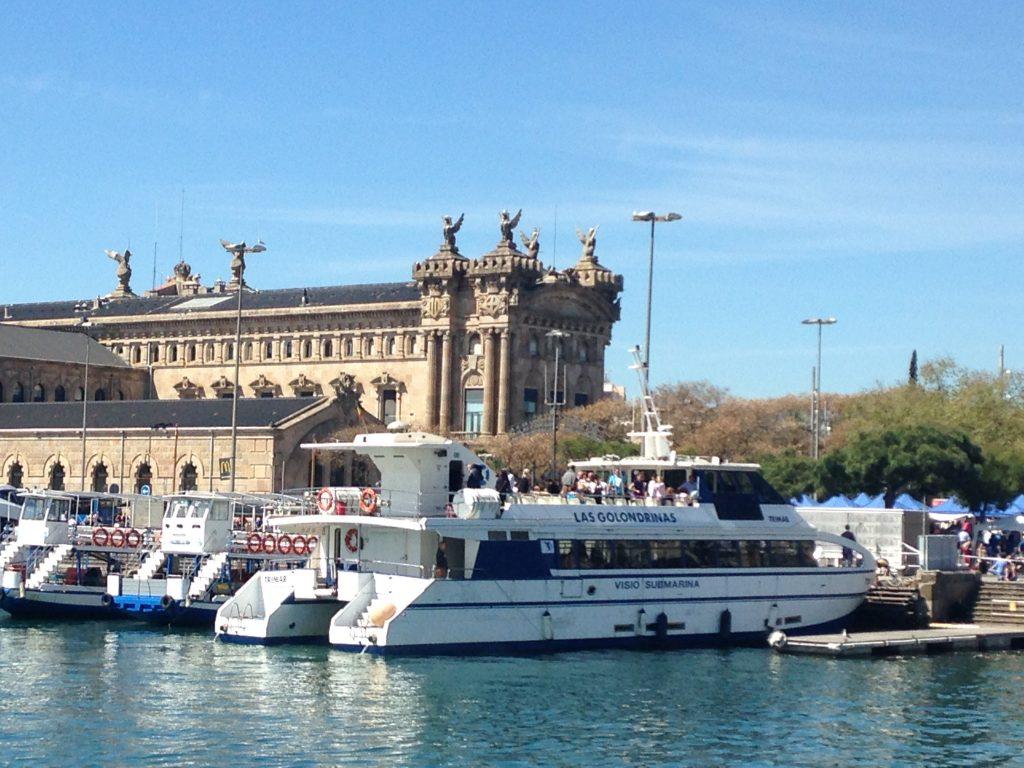 barcelona marina yachts muslim traveller