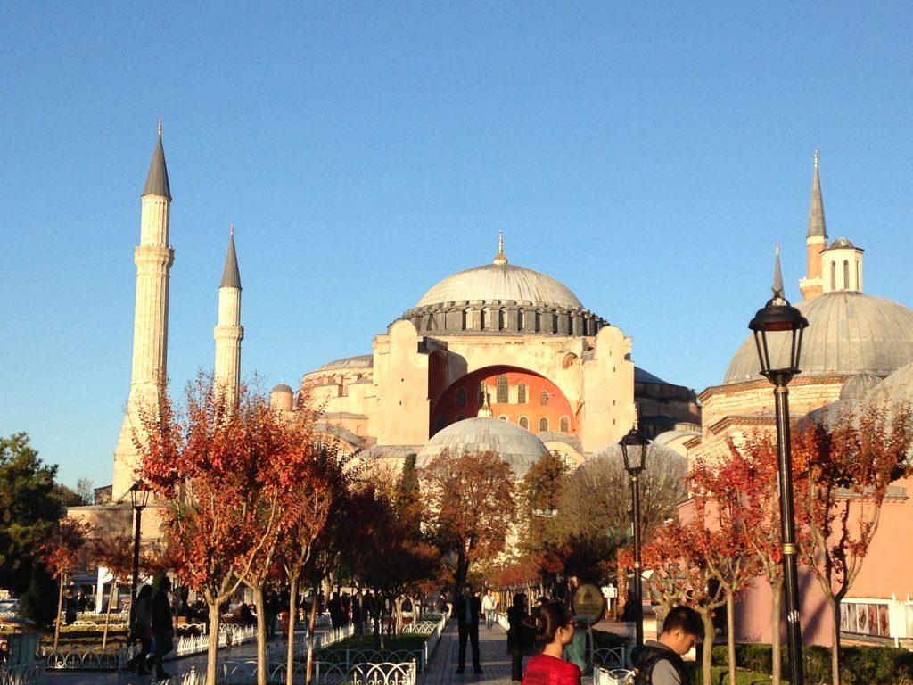 Haghia Sophia, Istanbul: Turkey Muslim traveller