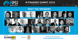 M Powered Summit 2016 Dubai