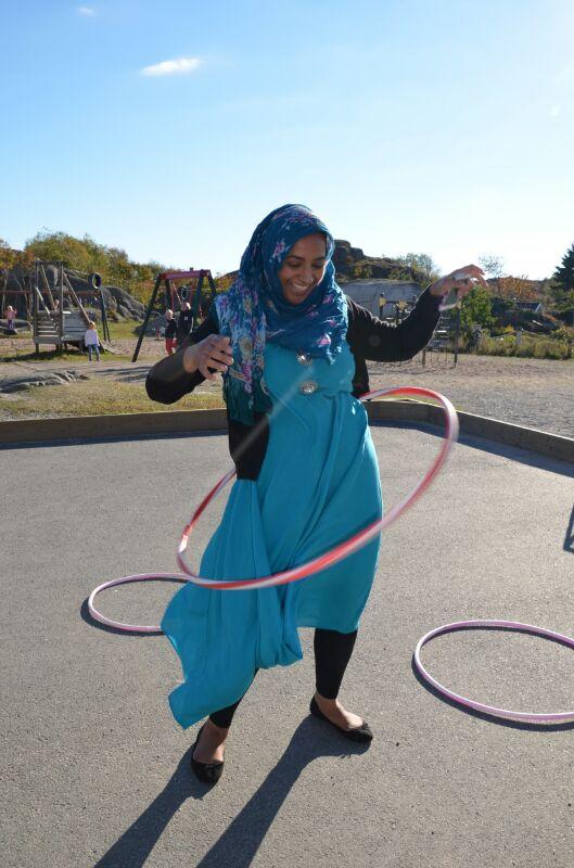 Sweden muslim traveller