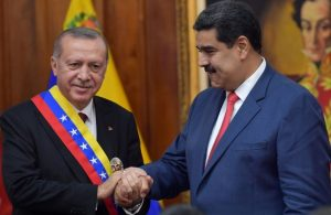 Turkey to build mosque in Caracas