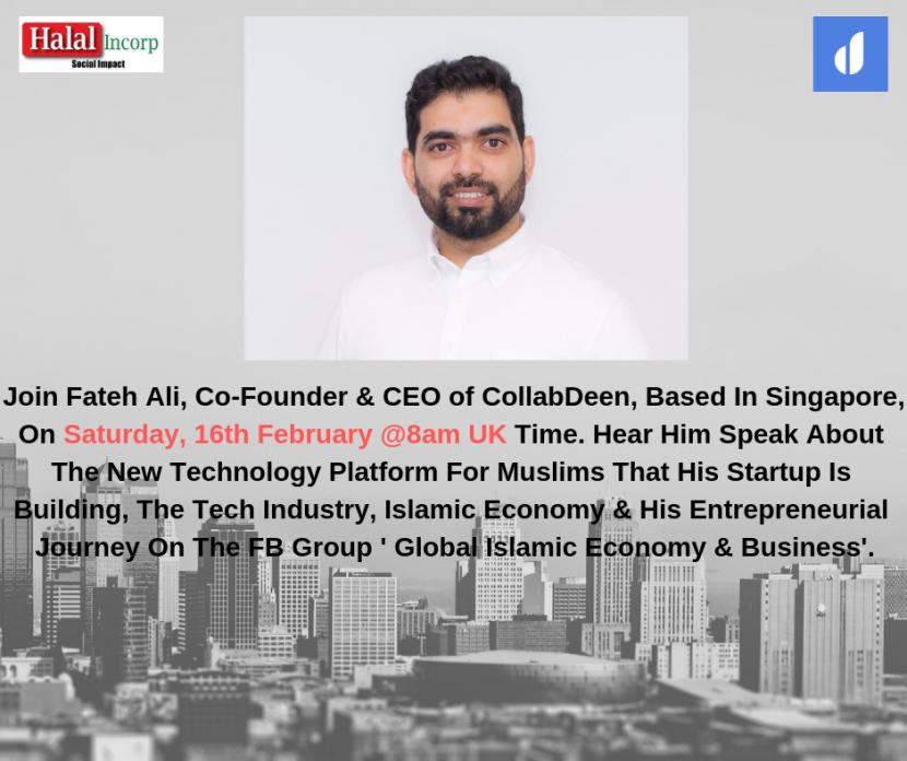 Co-Founder of CollabDeen