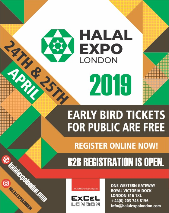 Halal Expo London