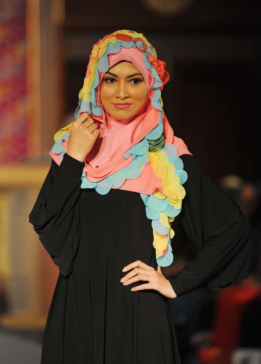Muslim women making it in modest fashion