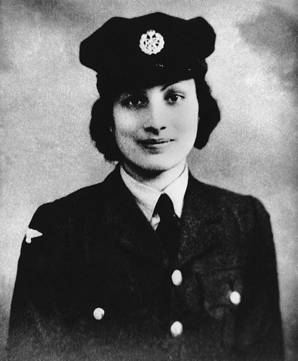 Noor Inayat Khan WWII Heroine