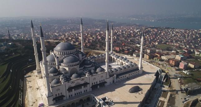 Turkey's biggest mosque