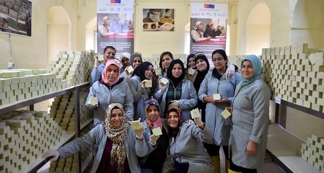 Turkish & Syrian women