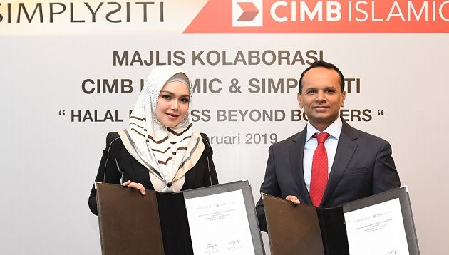 CIMB and SimplySiti
