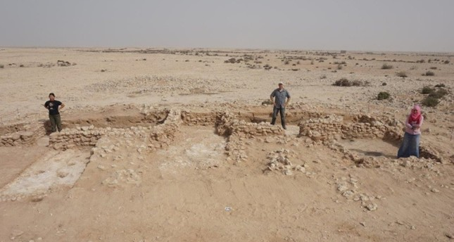 Earliest Islamic site
