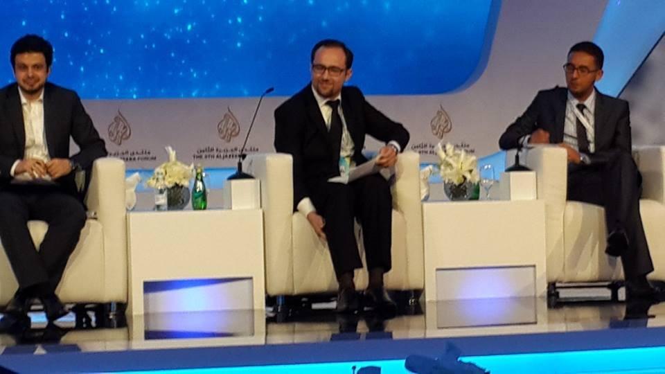 AlJazeera Conference: Doha, Qatar