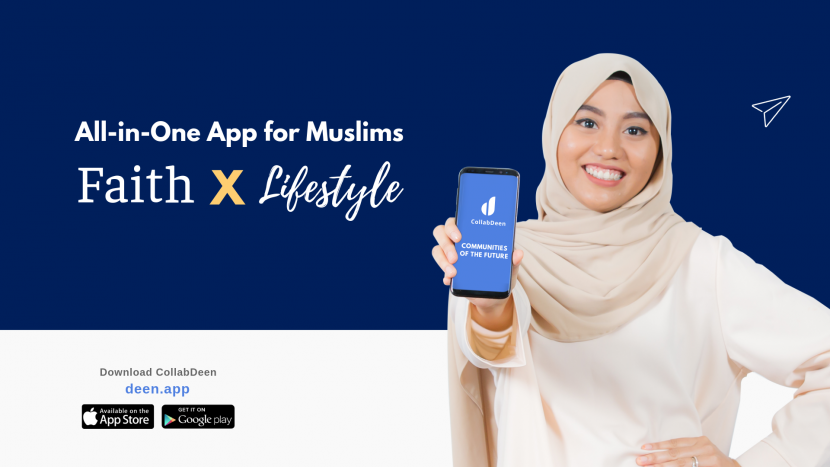 CollabDeen Islamic Economy App