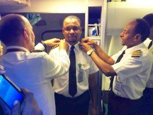 Muslim Aeroplane Cleaner