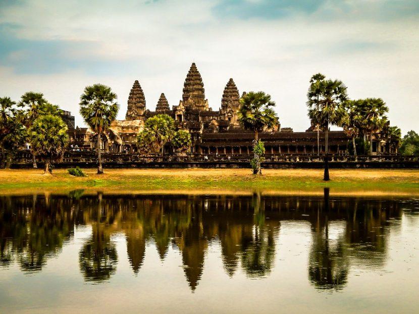 Cambodia Targets Muslim