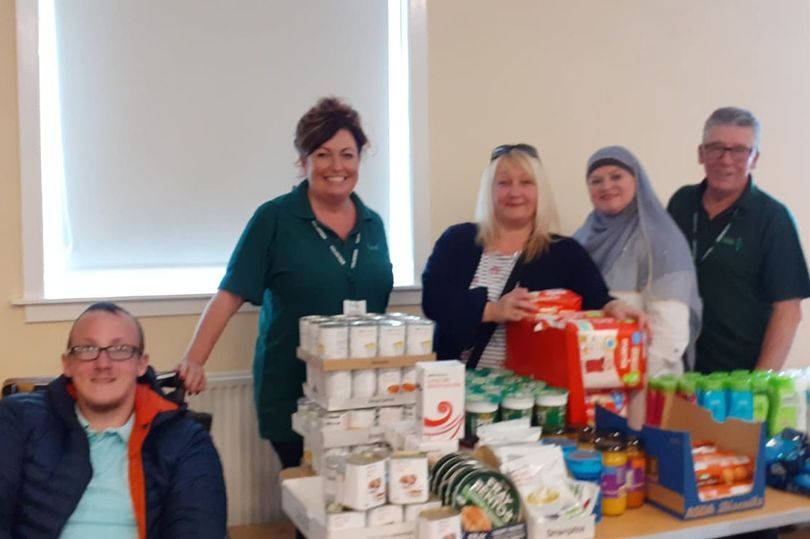 Airdrie foodbank