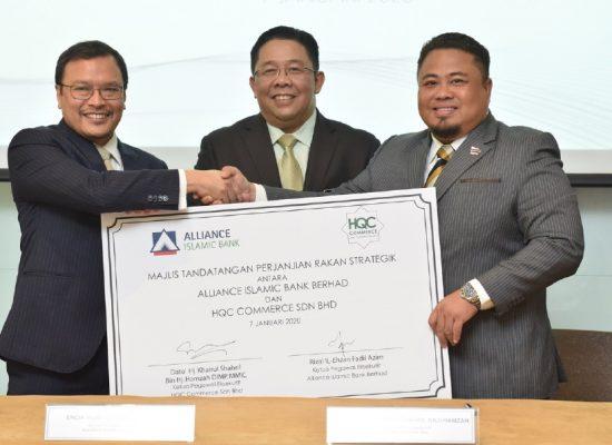 Alliance Islamic Bank